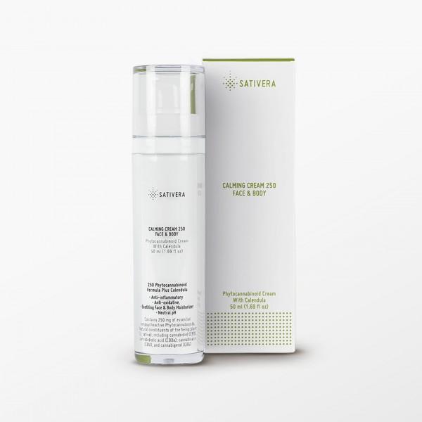 Sativera Calming Cream 250