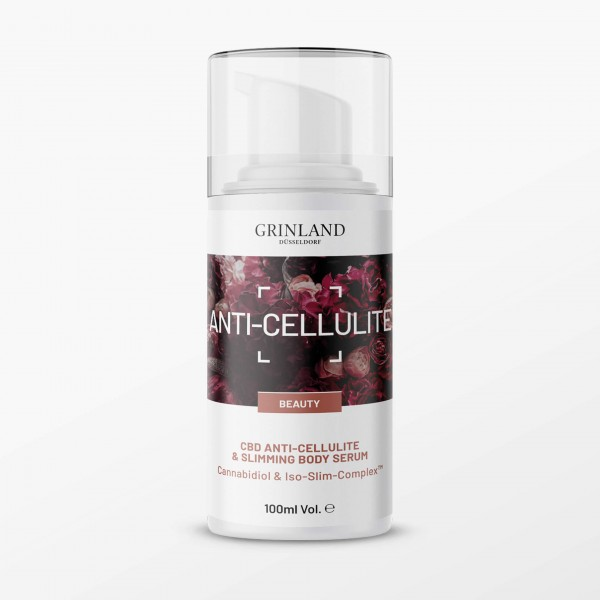 ANTI-CELLULITE Cannabidiol & Iso-Slim-Complex