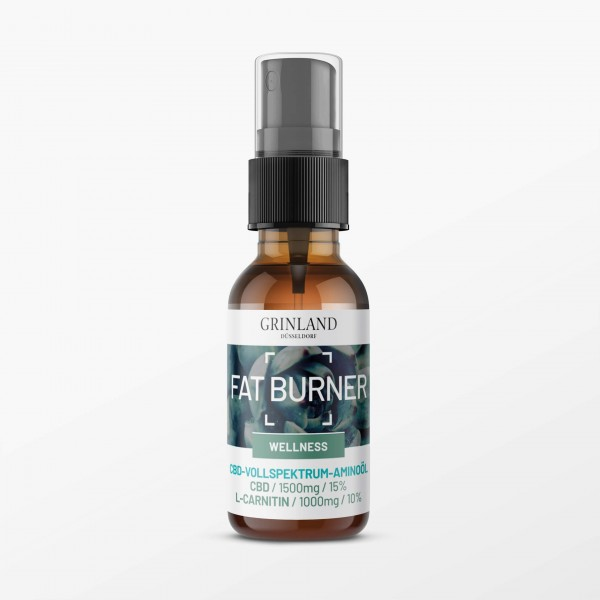 Fat Burner - CBD Power-Spray