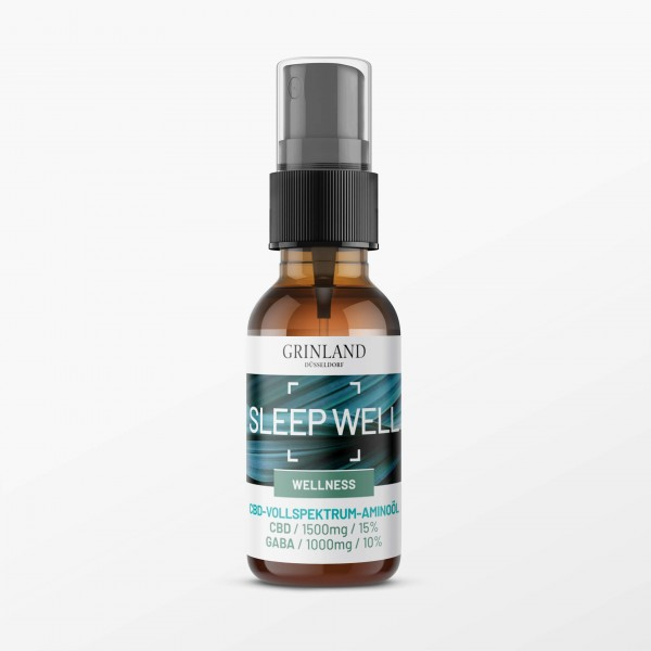 Sleep Well - CBD Power-Spray